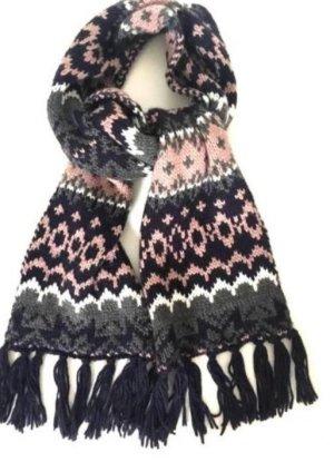 Levi's Sciarpa lavorata a maglia multicolore