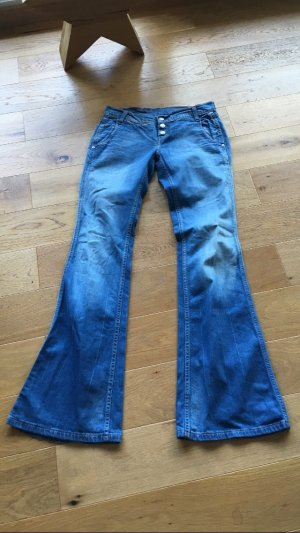 Levi's Denim Flares multicolored