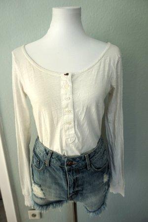 Levi's schöne weiße Bluse Shirt