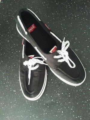 Levi's Schuhe in schwarz / Levi's Sneakers