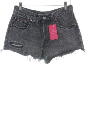 Levi's Shorts hellgrau Casual-Look