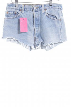 Levi's Shorts blassblau Casual-Look