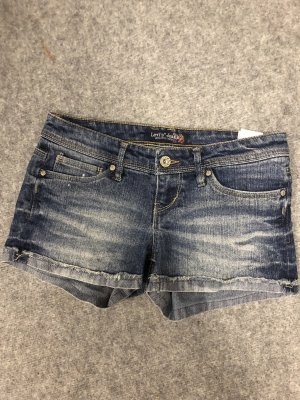 Levi's Denim Shorts steel blue-dark blue
