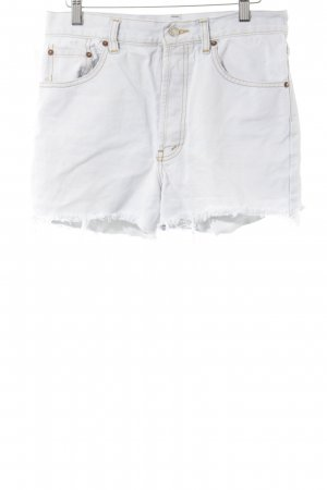 Levi's Shorts himmelblau Casual-Look