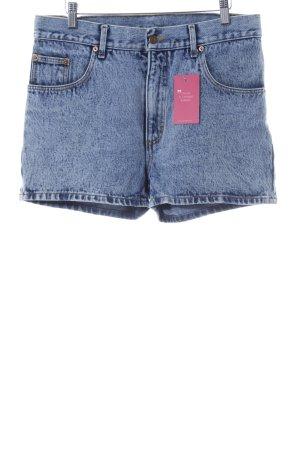 Levi's Short bleu azur style décontracté