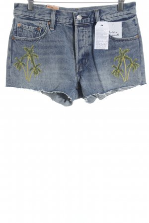 Levi's Shorts mehrfarbig Beach-Look
