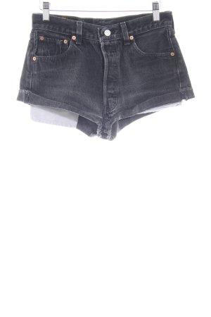 Levi's Shorts schwarz Casual-Look