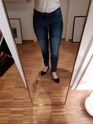 Levi's Skinnies in klassischem denimblue