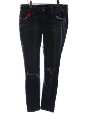 "Levi's Skinny Jeans ""Demi Curve"" blau"