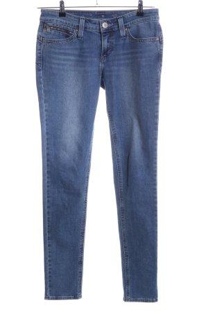 "Levi's Skinny Jeans ""Low Rise Skinny"" blau"