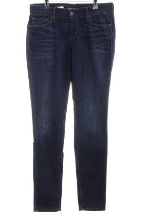 Levi's Skinny Jeans blau Washed-Optik