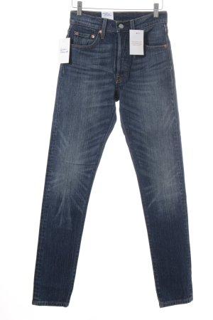 "Levi's Skinny Jeans ""501 skinny filiforme"" blau"