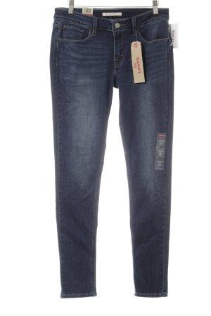 "Levi's Skinny Jeans ""535 Super Skinny"" blau"