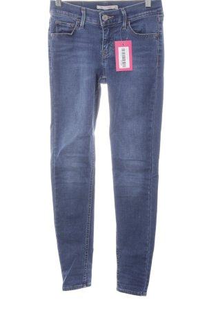 "Levi's Skinny Jeans ""710"" blau"