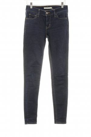 "Levi's Skinny Jeans ""710 Super Skinny"" dunkelblau"