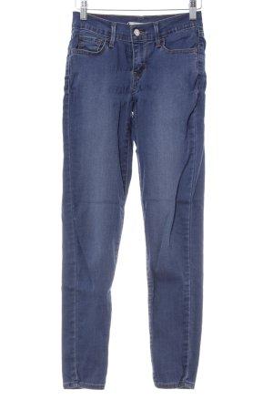 "Levi's Skinny Jeans ""710 Super Skinny "" stahlblau"