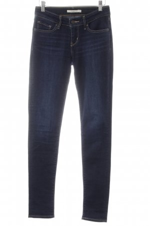 "Levi's Skinny Jeans ""711"" dunkelblau"