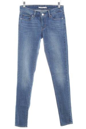 "Levi's Skinny Jeans ""711"" graublau"