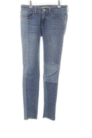 "Levi's Skinny Jeans ""711 Skinny"" stahlblau"