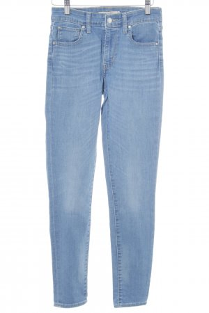 """Levi's Skinny Jeans """"721"""" kornblumenblau"""