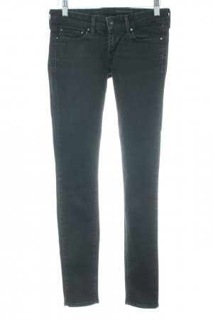 Levi's Skinny jeans zwart casual uitstraling