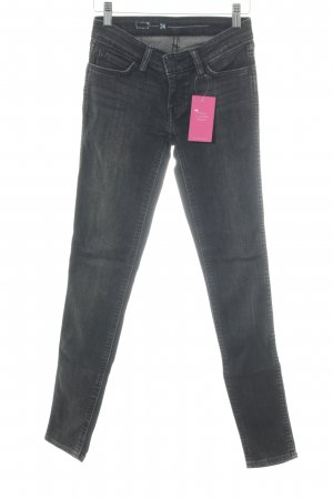 Levi's Skinny Jeans anthrazit-dunkelgrau Casual-Look