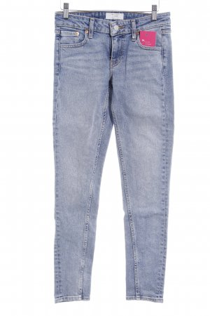 Levi's Skinny Jeans blassblau Casual-Look