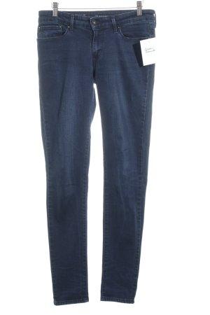 Levi's Skinny Jeans blau Casual-Look