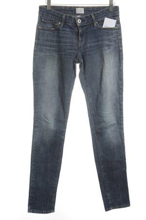 Levi's Skinny Jeans blau Street-Fashion-Look