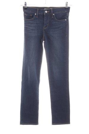 "Levi's Skinny Jeans ""312 Shaping Slim"" blau"