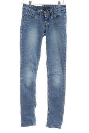 "Levi's Skinny Jeans ""Demi Curve"" stahlblau"