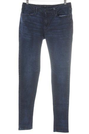Levi's Jeans skinny bleu foncé style décontracté