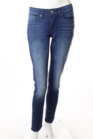 Levi's Skinny-Jeans dunkelblau