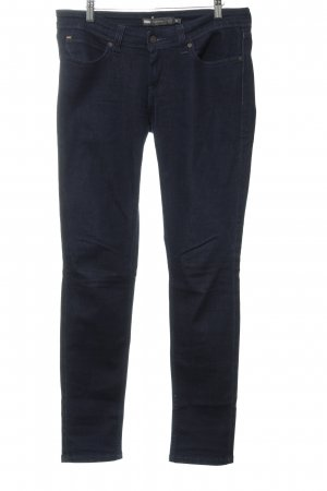 Levi's Skinny jeans donkerblauw Jeans-look