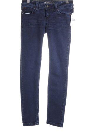Levi's Skinny Jeans dunkelblau Jeans-Optik