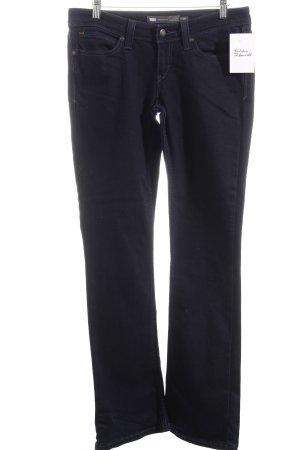 Levi's Skinny Jeans dunkelblau schlichter Stil