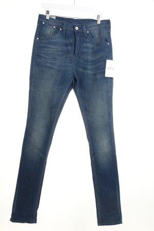 Levi's Skinny Jeans dunkelblau sportlicher Stil