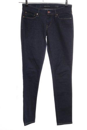 """Levi's Skinny Jeans """"Demi Curve"""" schwarz"""