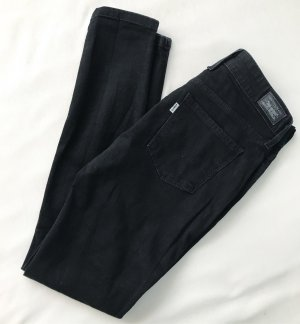 Levi's Jeans skinny noir-blanc