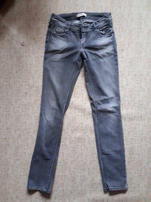 LEVI'S skinny Jeans grau 29/34