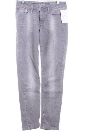 Levi's Skinny Jeans grau Casual-Look