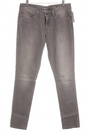 Levi's Skinny Jeans grau Street-Fashion-Look