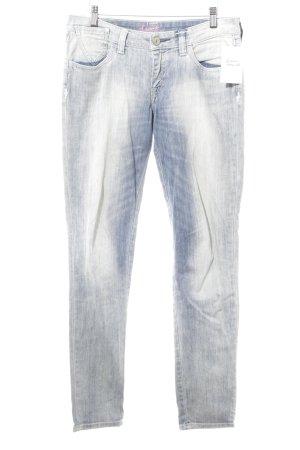 Levi's Jeans skinny gris ardoise-bleu pâle style décontracté