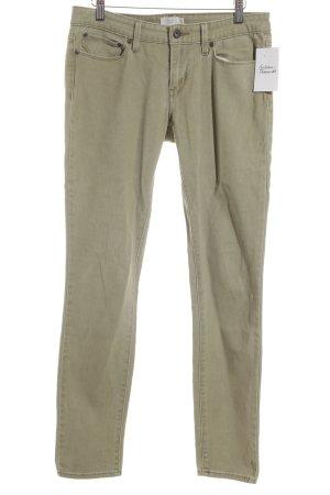 Levi's Skinny Jeans hellgrün Street-Fashion-Look