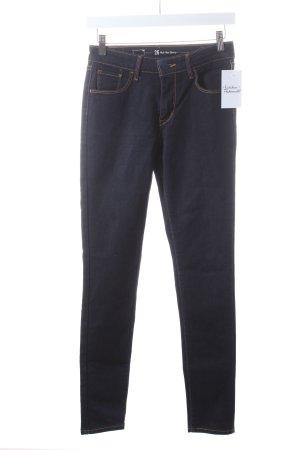 "Levi's Skinny Jeans ""High Rise Skinny"" dunkelblau"