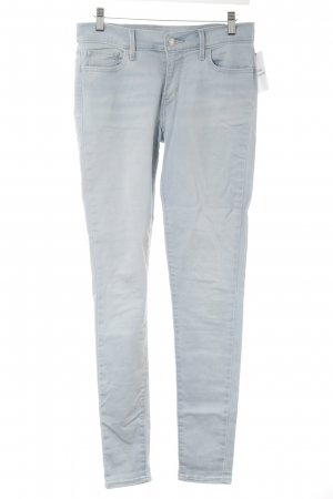 Levi's Skinny Jeans azure casual look