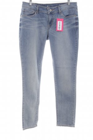Levi's Skinny jeans azuur Jeans-look
