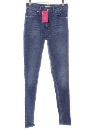 "Levi's Skinny Jeans ""Mile High Super Skinny"" blau"