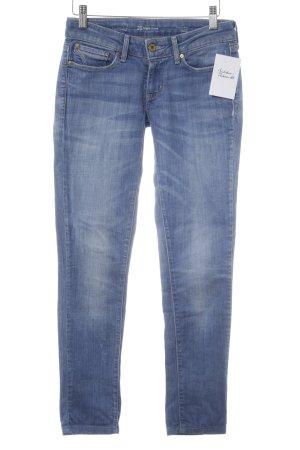 """Levi's Skinny Jeans """"Modern Rise Skinny"""" kornblumenblau"""
