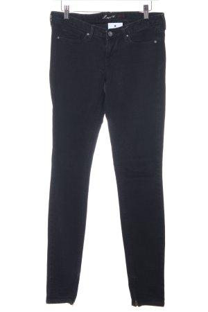 Levi's Skinny Jeans schwarz meliert Casual-Look